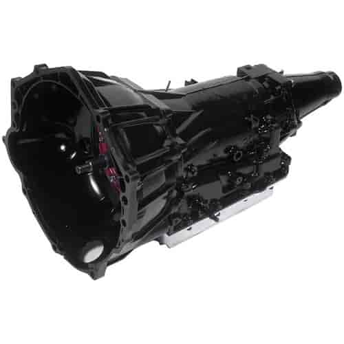 Hughes Performance 34-1 - Hughes Performance Street/Strip Transmissions With Automatic/Manual Valve Body