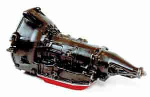 Hughes Performance 36-1 - Hughes Performance Street/Strip Transmissions With Automatic/Manual Valve Body