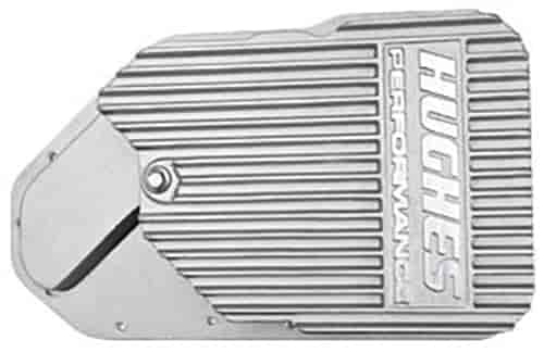 Hughes Performance HP3880 - Hughes Performance Cast Aluminum Transmission Pans