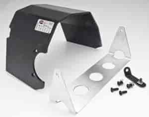 Hughes Performance HP9740 - Hughes Performance Aluminum Transmission Shields