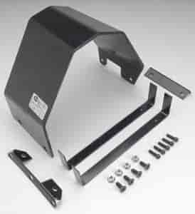 Hughes Performance HP9750 - Hughes Performance Aluminum Transmission Shields