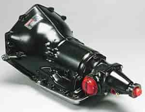 Hughes Performance 35-3 - Hughes Performance Street/Strip Transmissions With Competition Trans Brake
