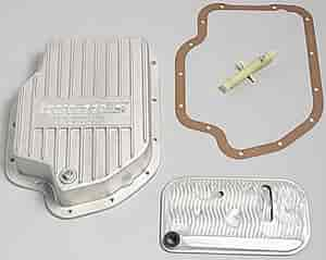Hughes Performance HP2280 - Hughes Performance Cast Aluminum Transmission Pans