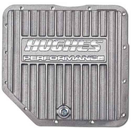 Hughes Performance HP3280 - Hughes Performance Cast Aluminum Transmission Pans