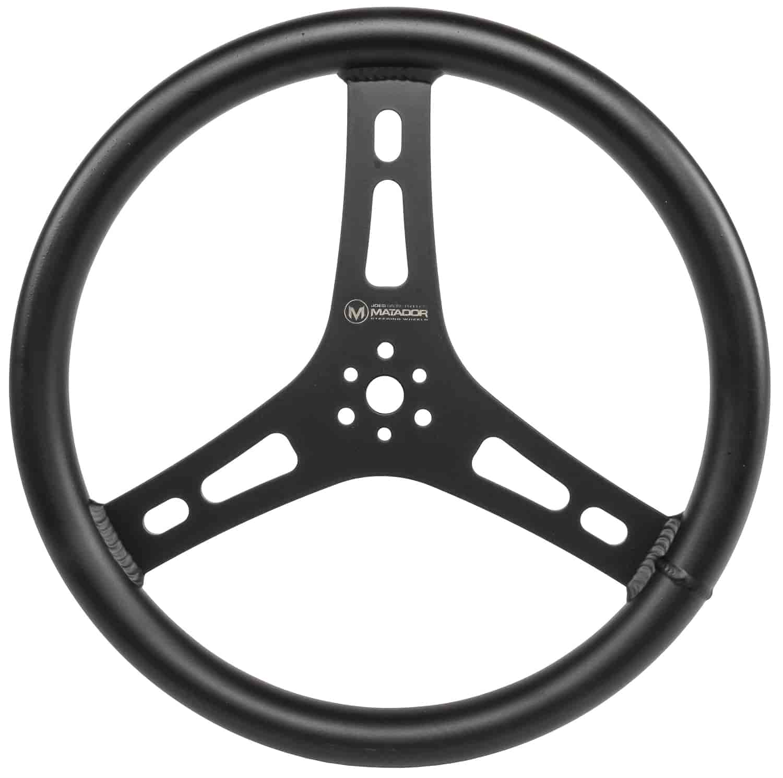 Joes Racing 13517-A 17 Aluminum Steering Wheel