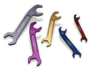 JOES Racing Products 18000 - JOES Racing Products Double End AN Wrenches
