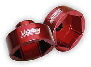 JOES Racing Products 40010 - JOES Racing Products Rear End Inspection Plug Sockets