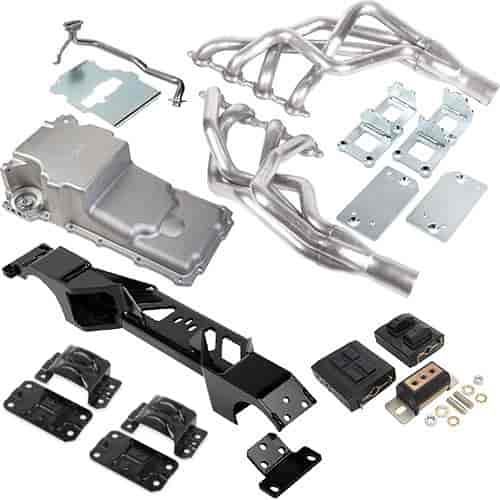 Hooker Headers GM F-Body LS Engine Swap Conversion Kit