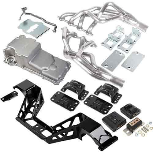 Hooker Headers GM F-Body & X-Body LS Engine Swap Conversion Kit