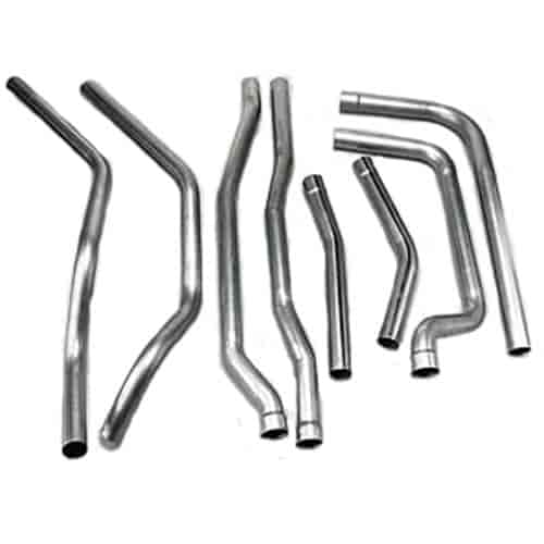 Hooker Headers 16552 - Hooker Headers Competition Dual Exhaust Kits
