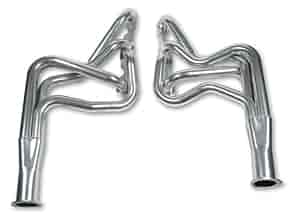 Hooker Headers 2116-1K - JEGS/Hooker/Flowmaster Complete Exhaust Kits for 1964-74 Chevelle / El Camino