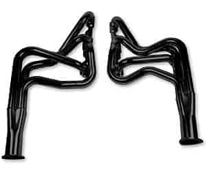Hooker Headers 2116-3 - Hooker Headers Darksides Black Ceramic Coated Headers