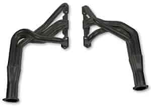 Hooker Headers 2131-3 - Hooker Headers Darksides Black Ceramic Coated Headers