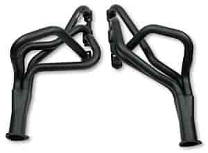 Hooker Headers 2242-3 - Hooker Headers Darksides Black Ceramic Coated Headers