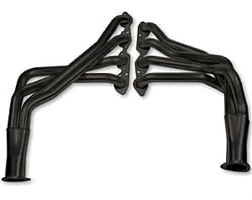 Hooker Headers 2454-3 - Hooker Headers Darksides Black Ceramic Coated Headers
