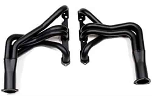 Hooker Headers 2456-3 - Hooker Headers Darksides Black Ceramic Coated Headers