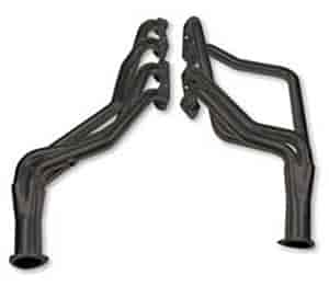 Hooker Headers 2461-3 - Hooker Headers Darksides Black Ceramic Coated Headers