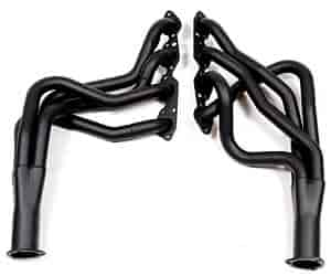 Hooker Headers 2463-3 - Hooker Headers Darksides Black Ceramic Coated Headers