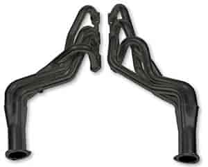 Hooker Headers 2806-3 - Hooker Headers Darksides Black Ceramic Coated Headers