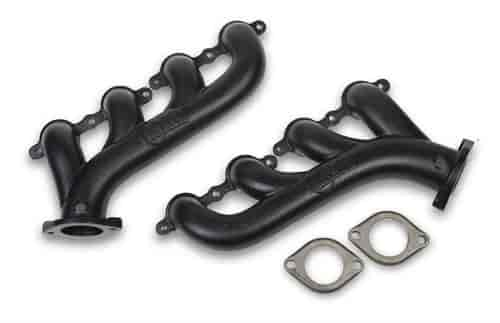 Hooker Headers 8501-3 - Hooker LS Cast Iron Exhaust Manifolds