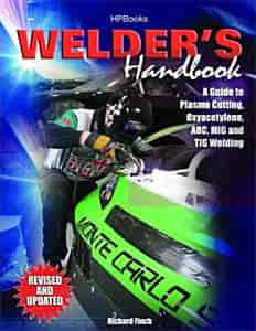 HP Books 1-557-885133 - HP Books: Welder's Handbook