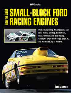 HP Books 1-557-885364 - HP Books: How to Build Small Block Ford Racing Engines