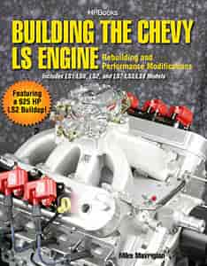 HP Books 1-557-885593 - HP Books: Building the Chevy LS Engine