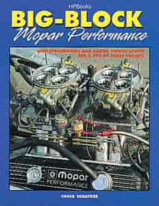 HP Books 1-557-883025 - HP Books: Big Block Mopar Performance