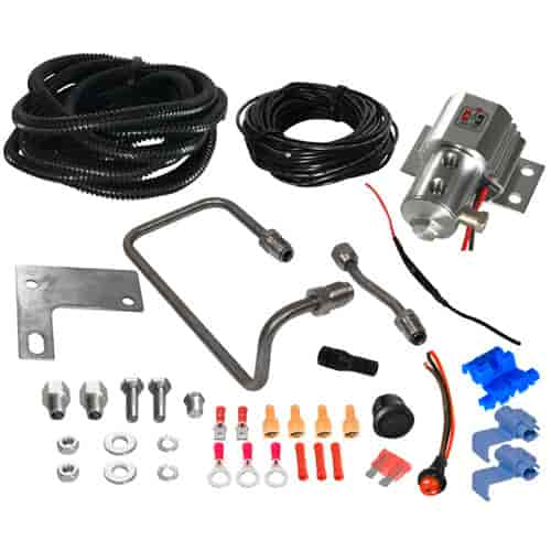 Hurst 567-1519 - Hurst Custom Fit Roll Control Kits
