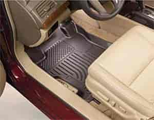 Husky Liners 18011 - Husky Liners Weather Beater Custom Floor Liners