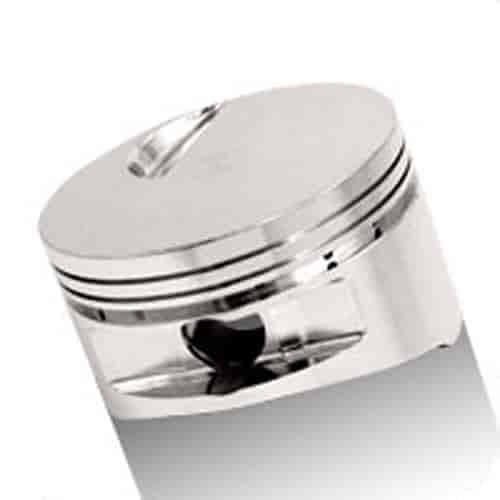 Je Sbc Nitrous Pistons: JE Pistons 257965 Big Block Chevy Flat Top Piston