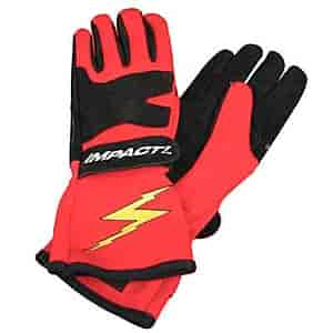 Impact Racing 34000307 - Impact Racing G4 Gloves