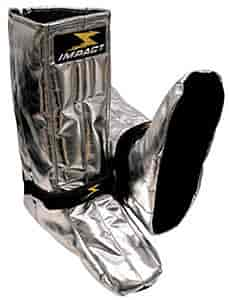 Impact Racing 49999310 - Impact Racing Nostalgia Drag/Nitro Over-Boot
