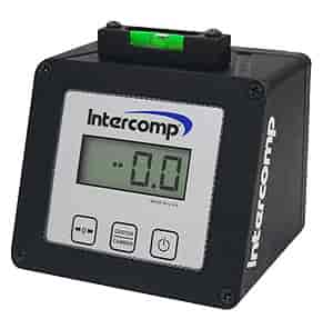 Intercomp 100008 - Intercomp Digital Caster/Camber Gauge
