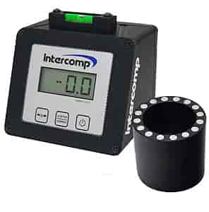 Intercomp 100793 - Intercomp Digital Caster/Camber Gauge