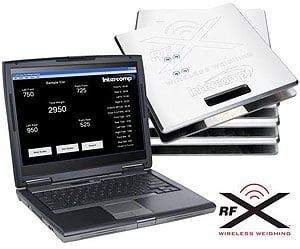 Intercomp 170154-PC - Intercomp SW787 PC Wireless Scale System