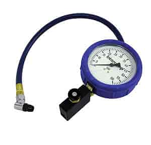 Intercomp 360087 - Intercomp Fill, Bleed, and Read Air Pressure Gauge