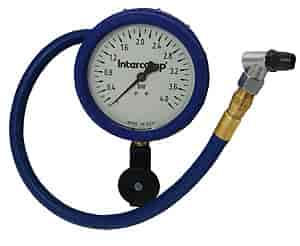 Intercomp 360090 - Intercomp Fill, Bleed, and Read Air Pressure Gauge