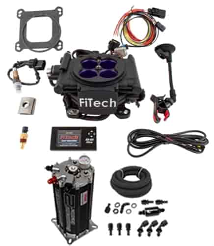 FITech Fuel Injection 30008K - FiTech MeanStreet EFI System