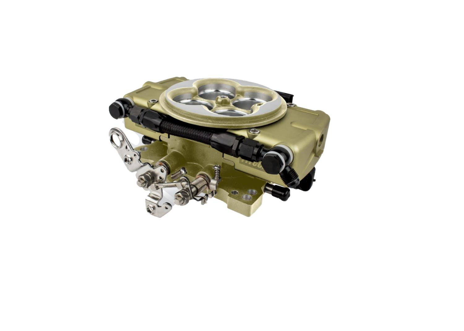 FITech Fuel Injection Go EFI Classic 600 HP Throttle Body System Basic Kit