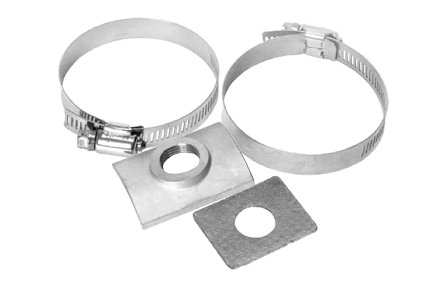 Clamp On O2 Oxygen Sensor Bung Stainless Steel Assembly Kit