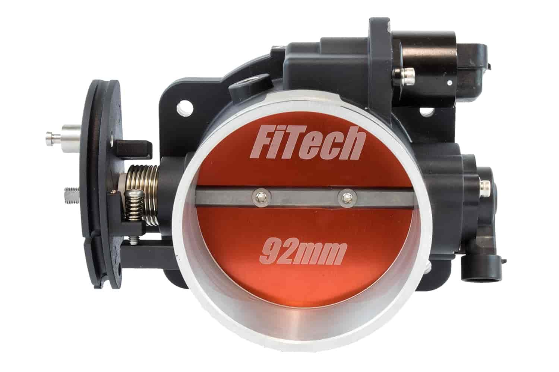 FITech Fuel Injection Loaded LS Throttle Body 92 mm