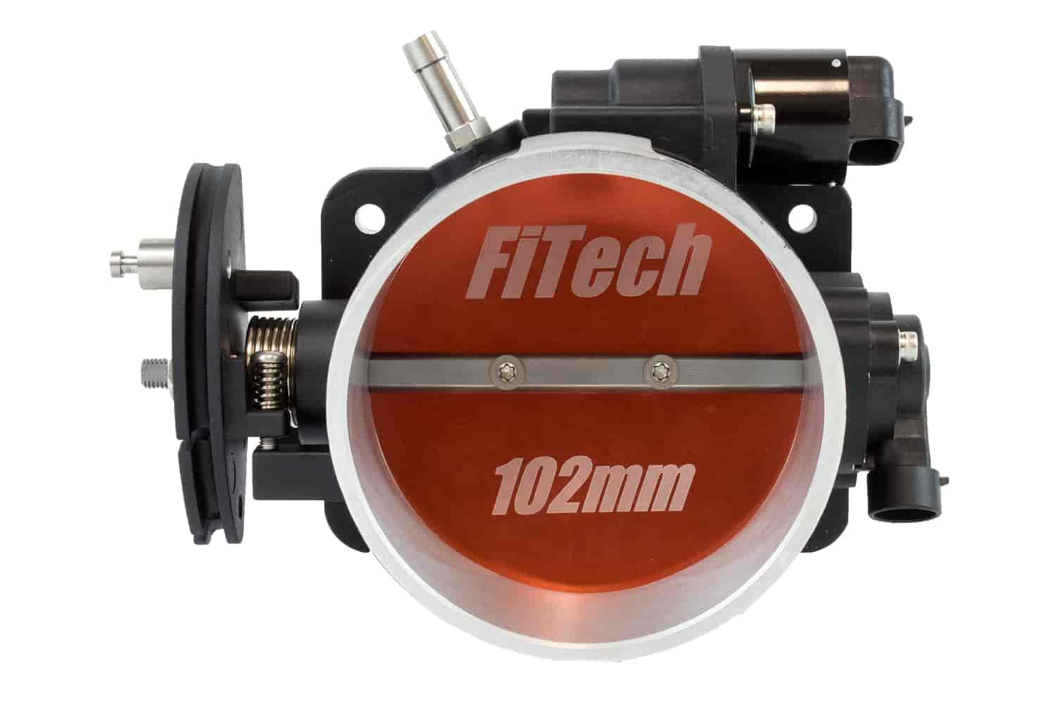 FITech Fuel Injection Loaded LS Throttle Body 102 mm
