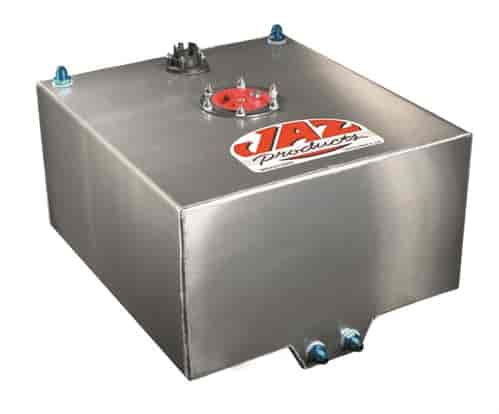 JAZ Products Aluminum Fuel Cell 15-Gallon 0-90 ohm with Foam