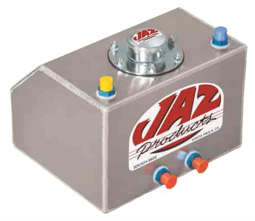 JAZ Products Aluminum Fuel Cell 4-Gallon with Foam