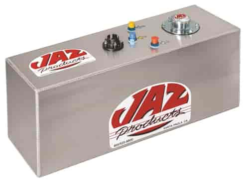 JAZ Products Street Rod Aluminum Fuel Cell 14-Gallon 0-90 ohm with Foam