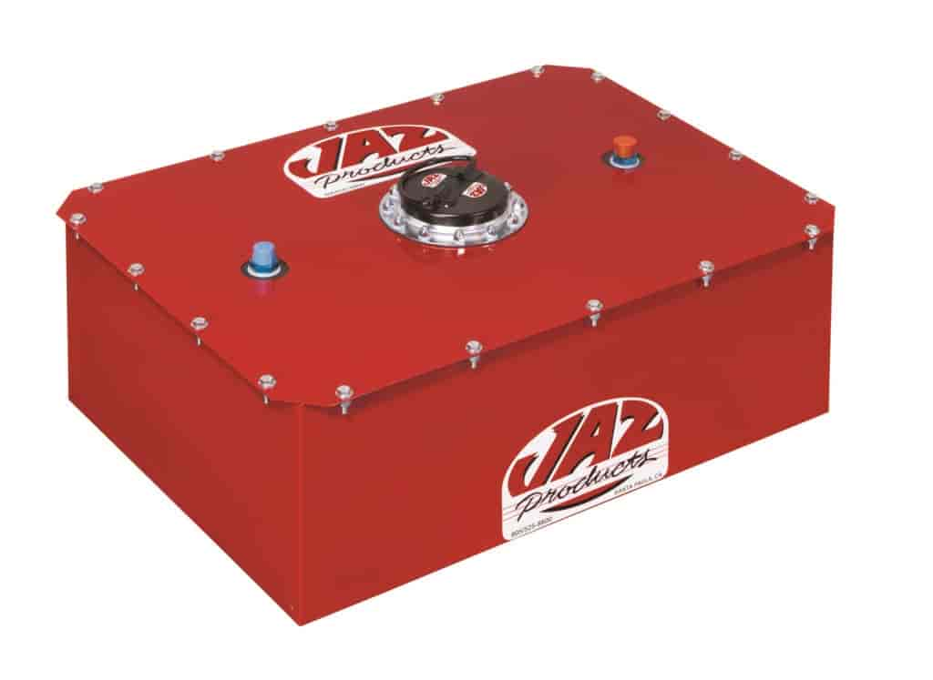 JAZ Products 270-012-06 - JAZ Circle Track Pro Sport Fuel Cells with D-Ring Cap