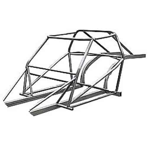 Jegster 940505K1 - Jegster Chassis Kits with Frame Rails & Roll Cages