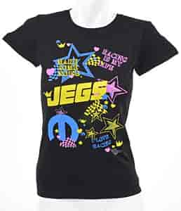 JEGS 001804 - JEGS Girls Attitude T-Shirt