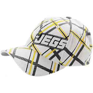 JEGS 0023 - JEGS Six Panel Flex Hat